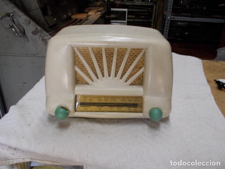 Radios de válvulas: Radio española - Foto 8 - 117061919