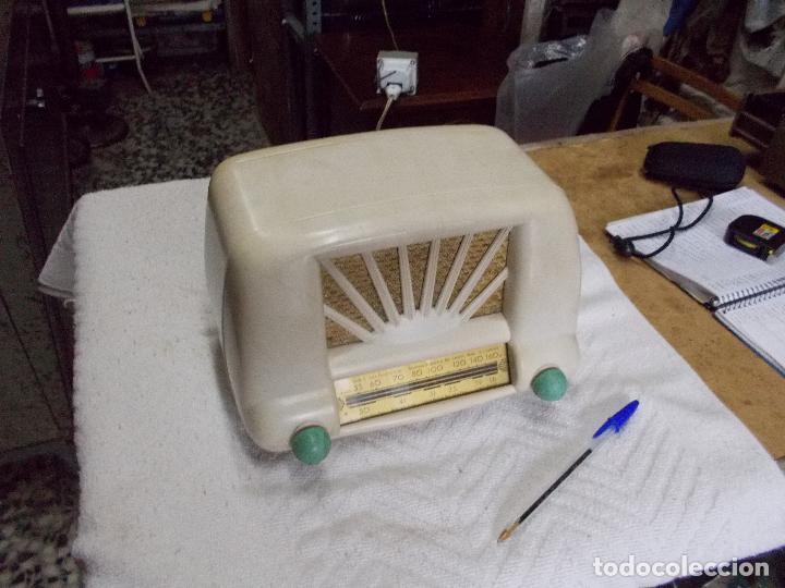 Radios de válvulas: Radio española - Foto 9 - 117061919