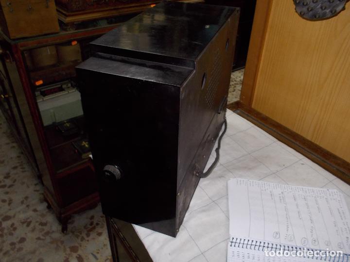 Radios de válvulas: Radio Radiola - Foto 15 - 117225519