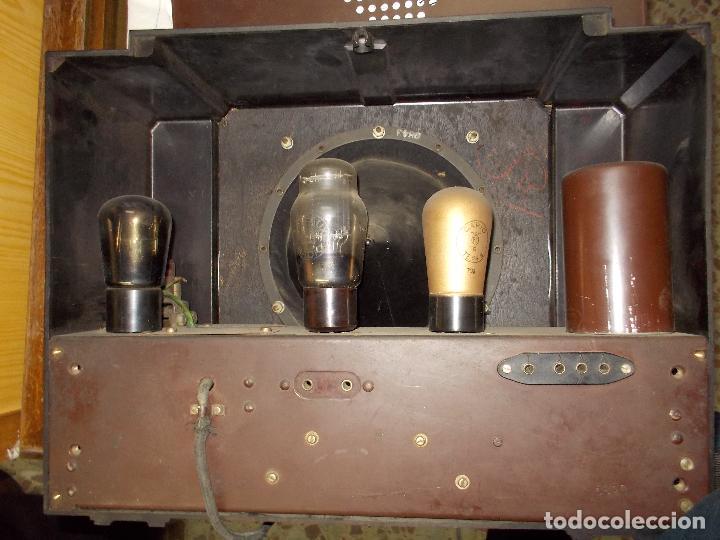 Radios de válvulas: Radio Radiola - Foto 21 - 117225519