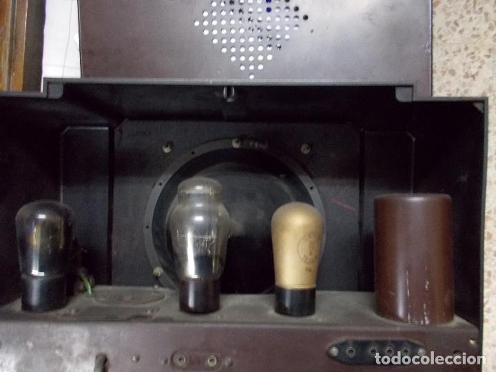 Radios de válvulas: Radio Radiola - Foto 22 - 117225519