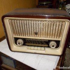 Radios de válvulas: RADIO GRUNDIG. Lote 178759511