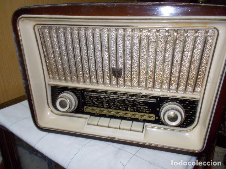Radios de válvulas: Radio grundig - Foto 2 - 178759511