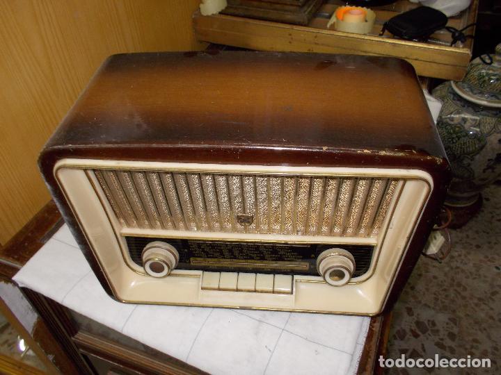 Radios de válvulas: Radio grundig - Foto 3 - 178759511