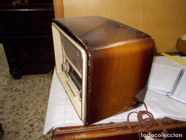Radios de válvulas: Radio grundig - Foto 4 - 178759511