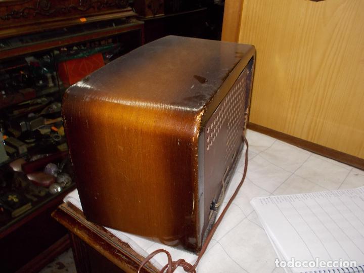 Radios de válvulas: Radio grundig - Foto 5 - 178759511