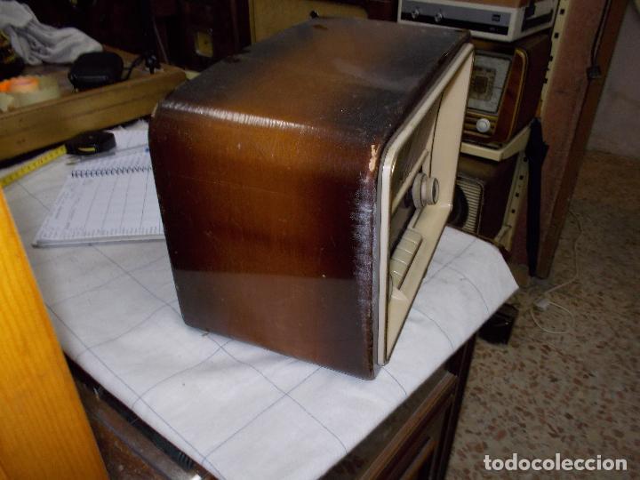 Radios de válvulas: Radio grundig - Foto 6 - 178759511