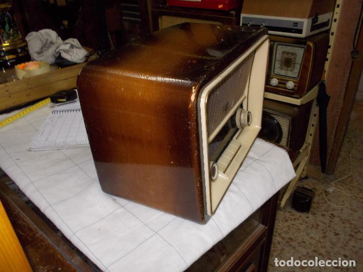 Radios de válvulas: Radio grundig - Foto 7 - 178759511