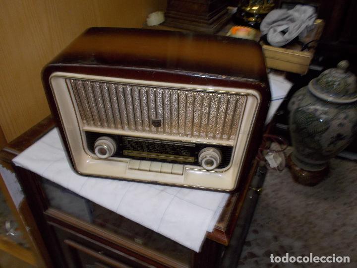 Radios de válvulas: Radio grundig - Foto 9 - 178759511