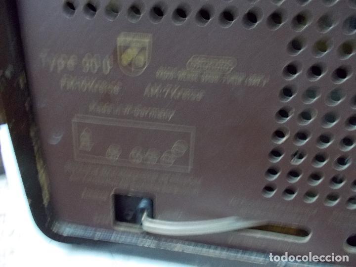Radios de válvulas: Radio grundig - Foto 12 - 178759511