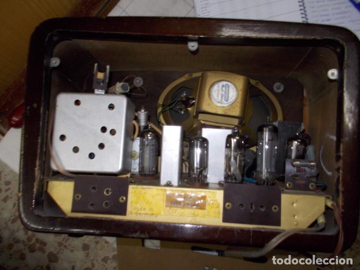 Radios de válvulas: Radio grundig - Foto 14 - 178759511