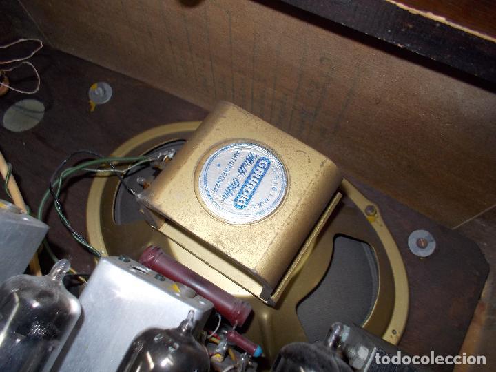 Radios de válvulas: Radio grundig - Foto 16 - 178759511