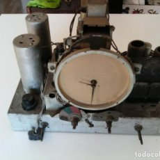Radios de válvulas: CHASIS RADIO WESTINGHOUSE. Lote 117806331