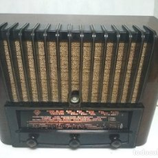 Radios de válvulas: BONITA RADIO TELEFUNKEN EMBELESO - FUNCIONANDO. Lote 118109755