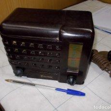 Radios de válvulas: RADIO EMERSON. Lote 118180283