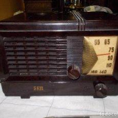 Radios de válvulas: RADIO GEM. Lote 118181291