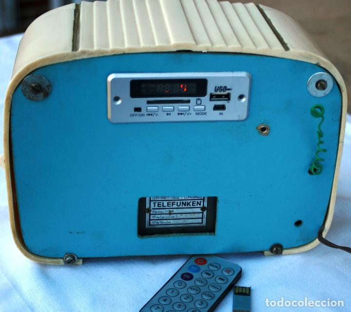 Autentica radio decoracion vintage marca telefu comprar - Comprar decoracion vintage ...