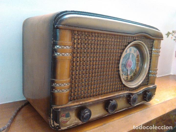 Radios de válvulas: radio a valvulas funcionando - Foto 4 - 118260255