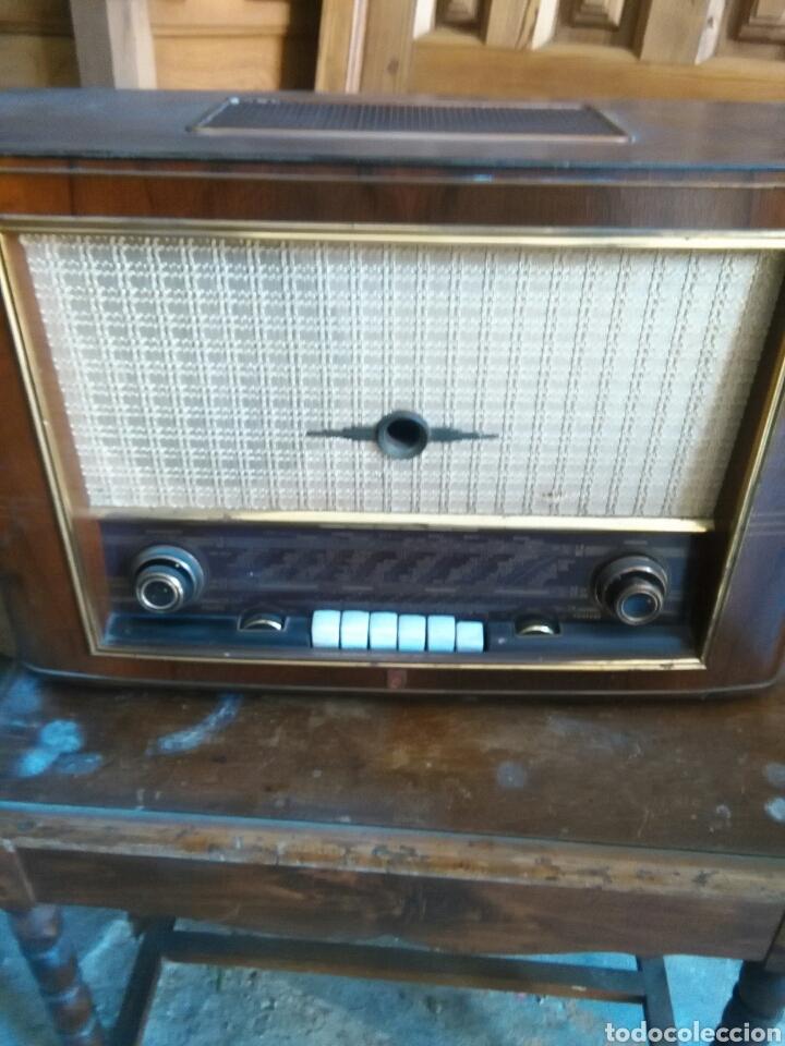 Radios de válvulas: Antigua radio de valvulas philips - Foto 5 - 118575590