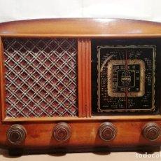 Radios de válvulas: RADIO RECEPTOR ROYAM 1954.PLA HERMANOS Y CIA MADRID.MUY RARA. Lote 118612903