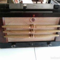 Radios de válvulas: PHILIPS 117-X. Lote 118695175
