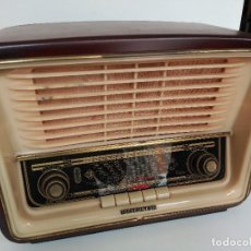 Radios de válvulas: ANTIGUA RADIO TELEFUNKEN CAMPANELA 58-3D. Lote 118848751