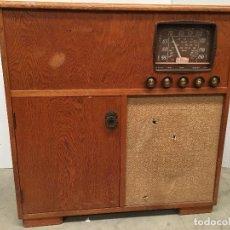 Radios de válvulas: ANTIGUA RADIO DE SALON LA GLORIA. Lote 119052655