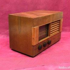 Radios de válvulas: RADIO NOBLE VALVULAS. Lote 119474843