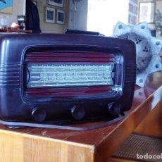 Radios de válvulas: RADIO DE VÁLVULAS RADIALVA. Lote 120027567