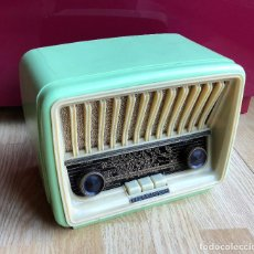 Radios de válvulas: RADIO VINTAGE TELEFUNKEN MODELO CAPRICHO U-1925. Lote 120096703