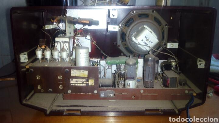 Radios de válvulas: Radio Aristona ,SA 2021 U Funcionando - Foto 8 - 120341960