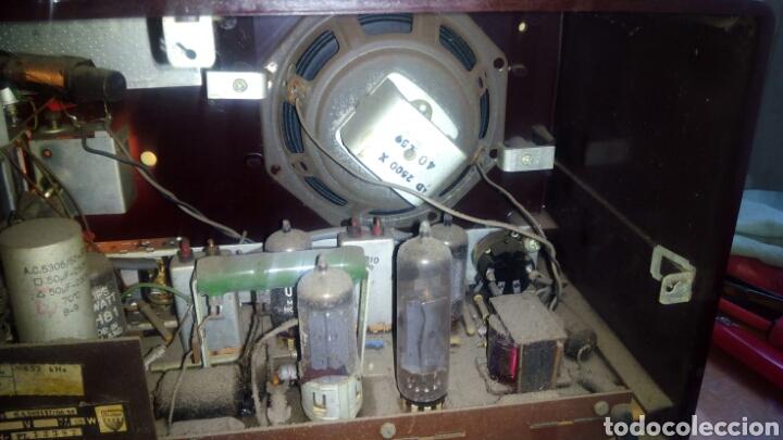 Radios de válvulas: Radio Aristona ,SA 2021 U Funcionando - Foto 9 - 120341960