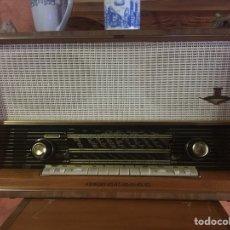 Radios de válvulas: RADIO NORDMENDE ANTIGUA. Lote 120869522