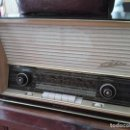 Radios de válvulas: RADIO SABA VILLINGEN 100. AÑOS 50ª FUNCIONANDO. Lote 121033771