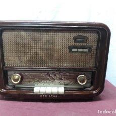 Radios de válvulas: TRANSISTOR / APARATO RADIO VALVULAS MEDIATOR... MED XX . Lote 121538615