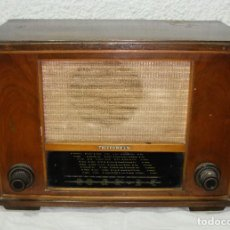 Radios de válvulas: RADIO TELEFUNKEN SUPER COLON 154. Lote 121804091