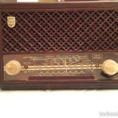 Radios de válvulas: RADIO PHILIPS BE 212 U, EN BAQUELITA - AÑO 1.951. Lote 122149347