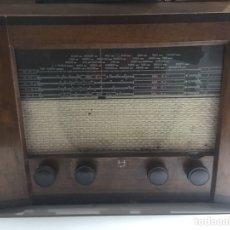 Radios de válvulas: RADIO PHILIPS DE VALVULAS PHILIPS BE -482-A. Lote 122213999