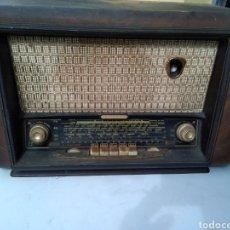 Radios de válvulas: ANTIGUA RADIO DE VÁLVULAS. Lote 122217152