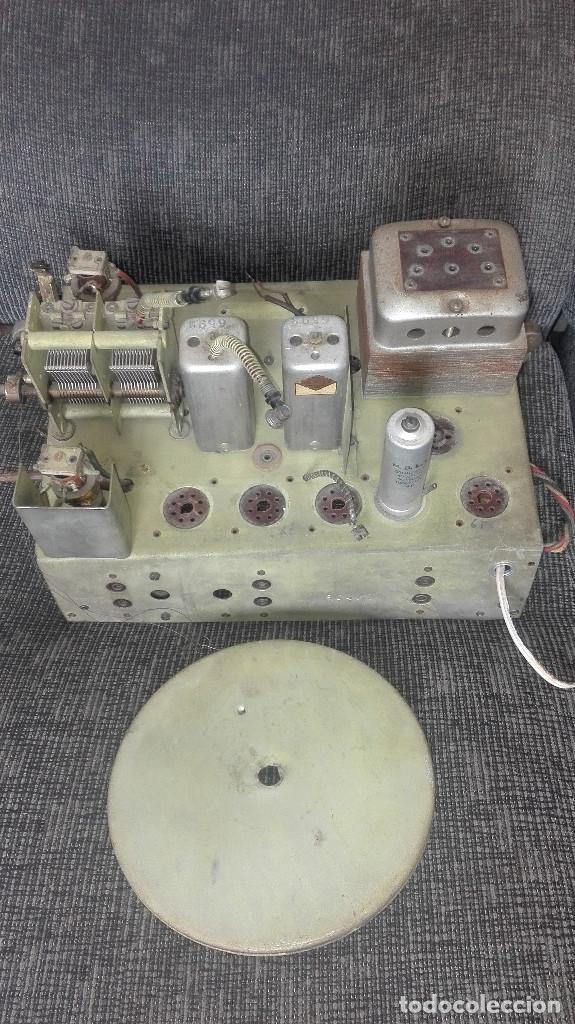 Radios de válvulas: radio francesa erpe.años 30 - Foto 7 - 177130757