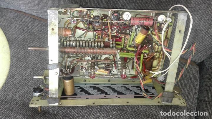 Radios de válvulas: radio francesa erpe.años 30 - Foto 9 - 177130757