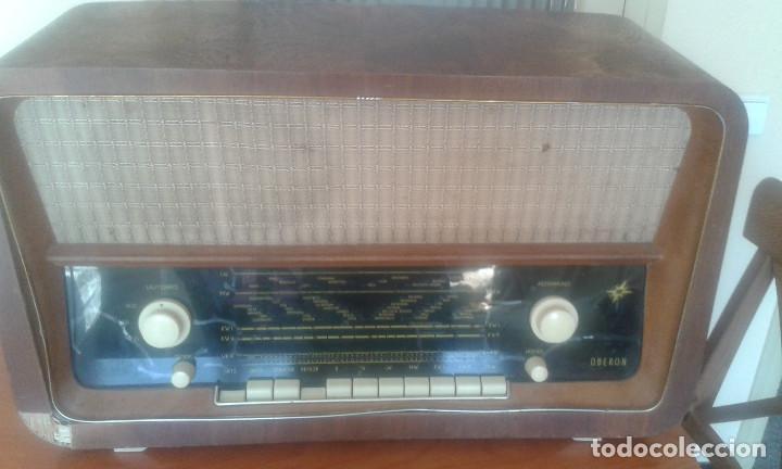 VESIV RADIO PARA RESTAURAR (Radios, Gramófonos, Grabadoras y Otros - Radios de Válvulas)
