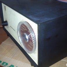 Radios de válvulas: RADIO PHILIPS B0X95U/00R, UNA JOYA.(FUNCIONANDO). Lote 122903254