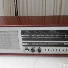 Radios de válvulas: RADIO TELEFUNKEN CAMPANELLA A-2636. Lote 122937679