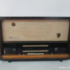 Radios de válvulas: ANTIGUA RADIO DE VÁLVULAS - MARCA MARCONI AM 289. Lote 123135663