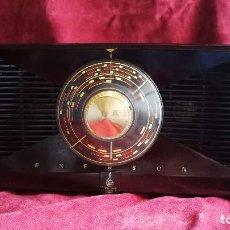 Radios de válvulas: RADIO-EMERSON-1955-EXCELENTE-Y-FUNCIONANDO. Lote 123337579