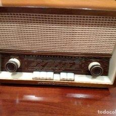 Radios de válvulas: ANTIGUA RADIÓ LOEWE OPTA. Lote 124563367