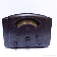 Radios de válvulas: RADIO SABA 520 W DE BAQUELITA. ALEMANIA 1932. Lote 125457315