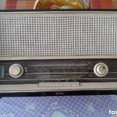 Radios de válvulas: RADIO DE GRAN TAMAÑO ALEMÁN MARCA AEG MODELO BIMBY LUXUS 62 AÑOS 1961 1962. Lote 125881595