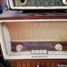 Radios de válvulas: ANTIGUA RADIO DE VÁLVULAS ASKAR. Lote 128629499